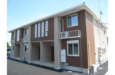 ブライトヒルⅡ 2階 2LDK 賃貸アパート