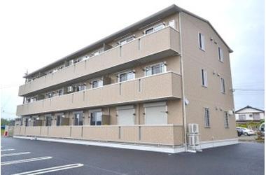 新前橋 バス17分 停歩6分 2階 2LDK 賃貸アパート