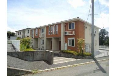 エクシード B 2階 2LDK 賃貸アパート