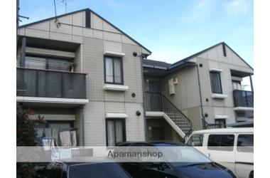 ボヌールTAKA B棟 1階 2LDK 賃貸アパート