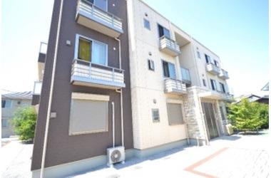 リラフォートB 2階 2LDK 賃貸アパート