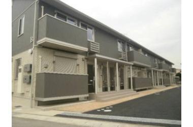 ナディア B 2階 2LDK 賃貸アパート