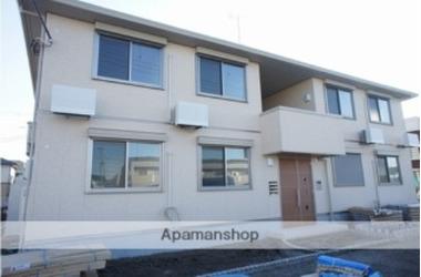 レ・セーナB 2階 3LDK 賃貸アパート