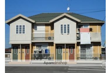 ヴィラポラールB 2階 2LDK 賃貸アパート