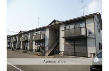 グリーンパークA 2階 3DK 賃貸アパート