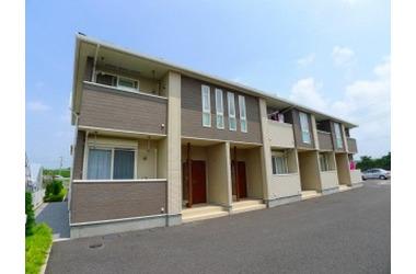 ロッソフィオーレB 2階 2LDK 賃貸アパート