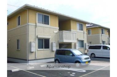 パドック 2階 1LDK 賃貸アパート