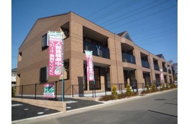 ライム・ライト・アゲオ弐番館 2階 2LDK 賃貸アパート