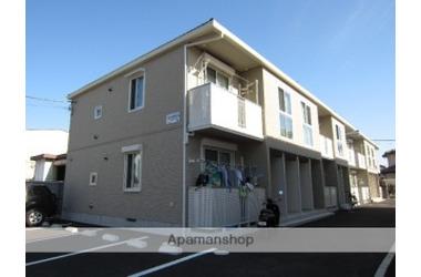 ポラリスA 1階 1LDK 賃貸アパート