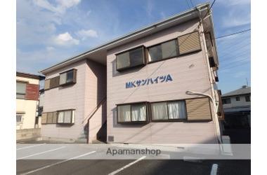 MKサンハイツ 2階 3DK 賃貸アパート