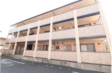 ハーヴェストヒルズ C 2階 2LDK 賃貸アパート