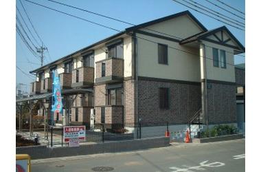 エスポワール 弐番館 1階 1K 賃貸アパート