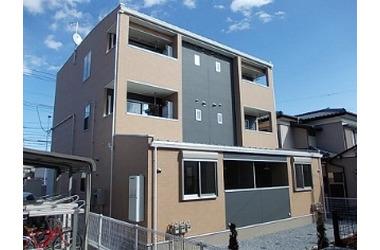 ランドロードU E棟 1階 1LDK 賃貸アパート