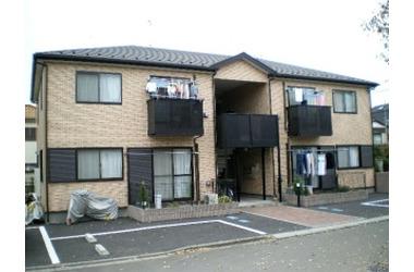 ロイヤルガーデン池田1階2LDK 賃貸アパート