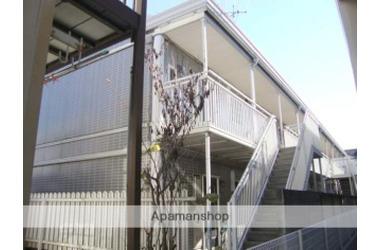 ベルシェ松井1階2DK 賃貸アパート