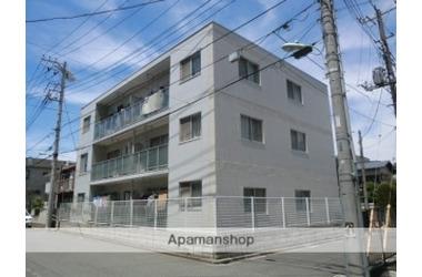 中浦和 徒歩11分 3階 3DK 賃貸マンション