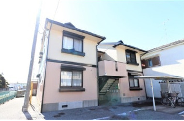 Mハイツ Ⅱ 2階 3DK 賃貸アパート