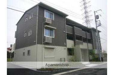 ピラタス Ⅹ 1階 2DK 賃貸アパート