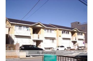エスポワール柳崎 2階 2LDK 賃貸アパート
