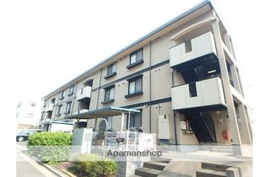 ピュアコート壱番館 2階 3DK 賃貸アパート