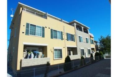 ルーラルハウス TI 2階 2LDK 賃貸アパート