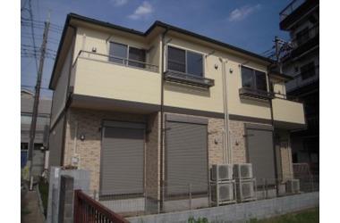 カタリナガーデン1階1K 賃貸アパート