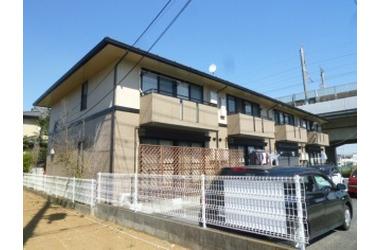 ハイカムール 2階 2DK 賃貸アパート