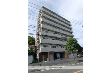 バージュアル浦和ウエスト4階1K 賃貸マンション