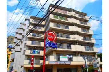 武蔵野マンション 2階 3LDK 賃貸マンション