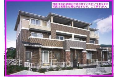 メゾンリバーサイド 1階 2LDK 賃貸アパート