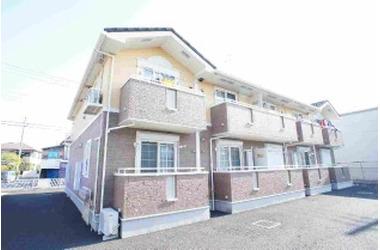 パインズデフィⅡ 1階 1K 賃貸アパート