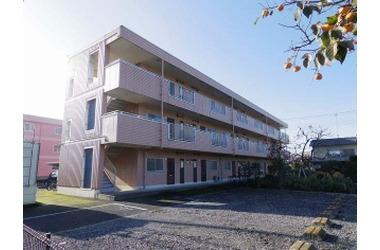 シャルマンハイツB 3階 2DK 賃貸マンション