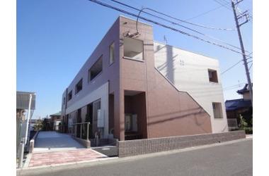 クレシア(Crecia)Ⅱ 1階 2LDK 賃貸アパート