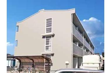 レオパレスエーデル 3階 1K 賃貸マンション