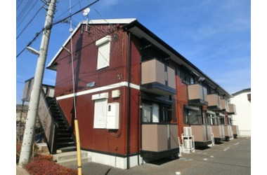 姫宮 徒歩19分 2階 1K 賃貸アパート