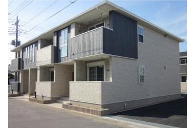 サニー クレストA 1階 2DK 賃貸アパート