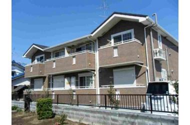 サンパティークⅡ 2階 1LDK 賃貸アパート