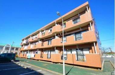 グランパレスT・S A棟 3階 2LDK 賃貸マンション