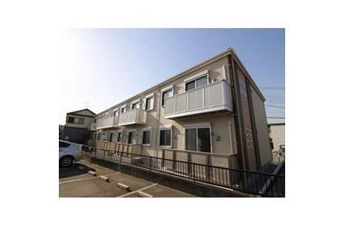 クレール 武里 2階 1SLDK 賃貸アパート