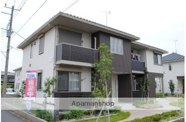 カーサ・グラシアスEF 2階 2LDK 賃貸アパート