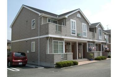 フォンテーヌ・B 2階 2LDK 賃貸アパート