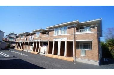 パークサイド・プリムラ 2階 2LDK 賃貸アパート
