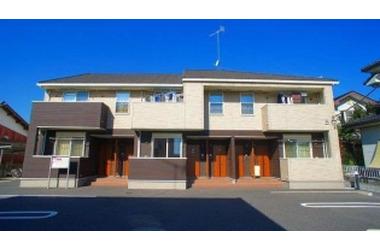 セキュレイト ハウス花園B 1階 1LDK 賃貸アパート