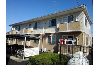 カリーノ・コスモスD 2階 2LDK 賃貸アパート