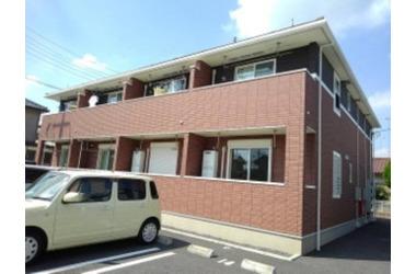 ラ フロラージュ Ⅱ 2階 1LDK 賃貸アパート