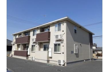 ヴィラージュ・コスモスB 1階 1LDK 賃貸アパート