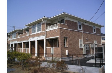 カーサ・フォルトナータC 2階 2LDK 賃貸アパート