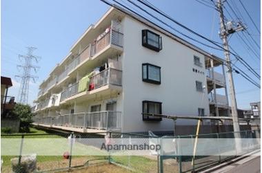 紫野ハイツ 3階 3DK 賃貸マンション