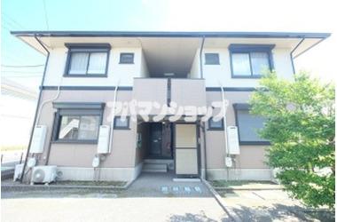 北坂戸 徒歩12分 2階 2DK 賃貸アパート