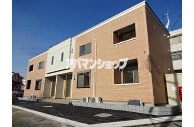 カーサ ビアンカC 1階 1LDK 賃貸アパート